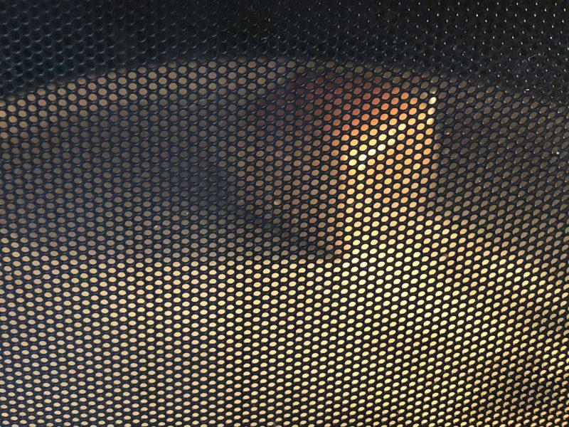 米粉パンをレンジで温める
