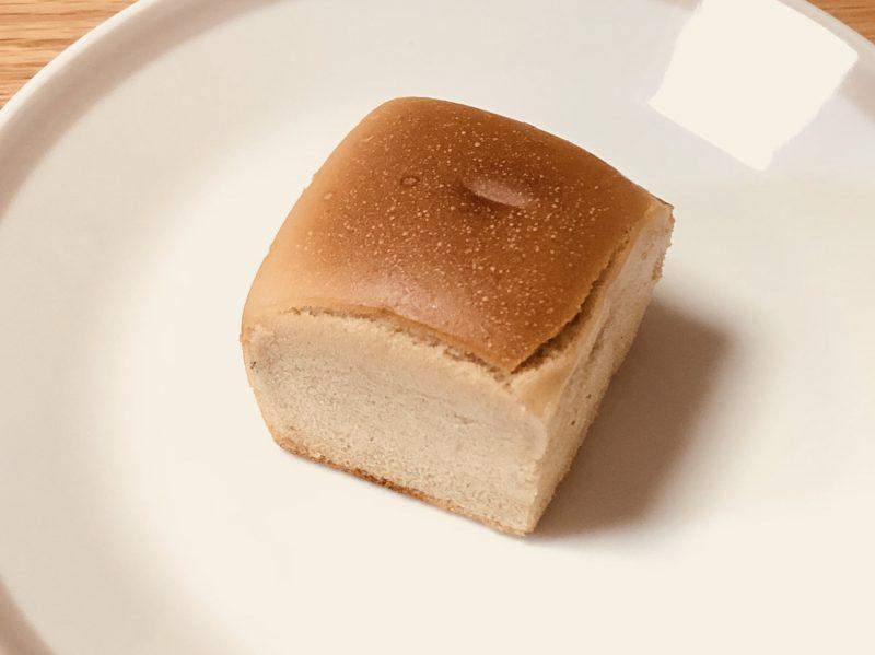 トースターで焼き上がった米粉パン